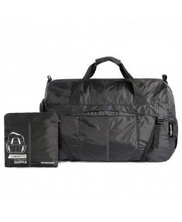 Tucano Borsa Weekend Compatto Duffle 50l Nero
