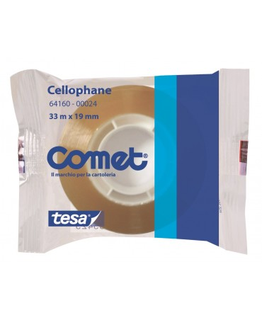 Comet 33mtx19mm Cello Tape 64-160