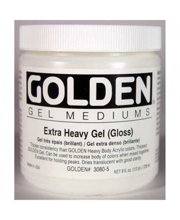 Golden Extra Heavy Gel (gloss )