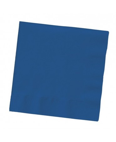 Touch Of Color Tovagliolo 25x25cm 3veli Premium T.u. 50pz Blu Navy