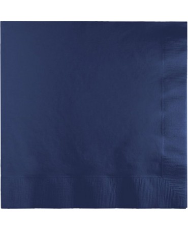Touch Of Color Tovagliolo 33x33cm 3veli Premium T.u. 50pz Blu Navy
