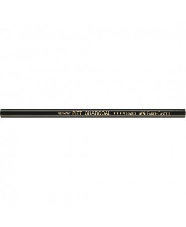 Faber-Castell Pencil Pitt 2907-Hard Black Clay