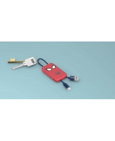 Tribe Cable Micro Keyline 22cm Spider Man