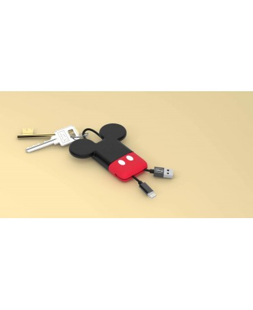 Tribe Cable Micro Keyline 22cm Mickey Mouse - Topolino