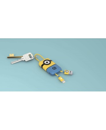Tribe Cable Micro Keyline 22cm Minions