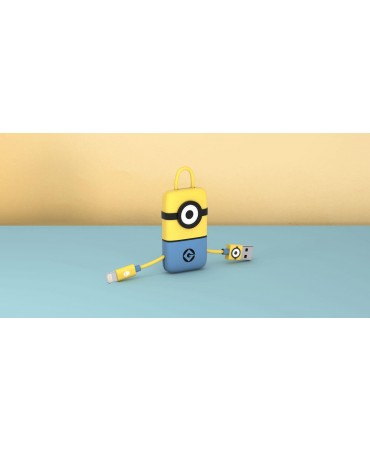 Tribe Cable Lightkeyline 22 Cm Iphone Minions