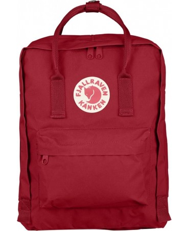 Fjallraven Zaino Kanken 16l Deep Red