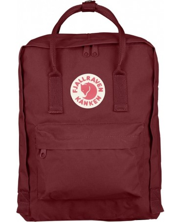 Fjallraven Zaino Kanken 16l Ox Red