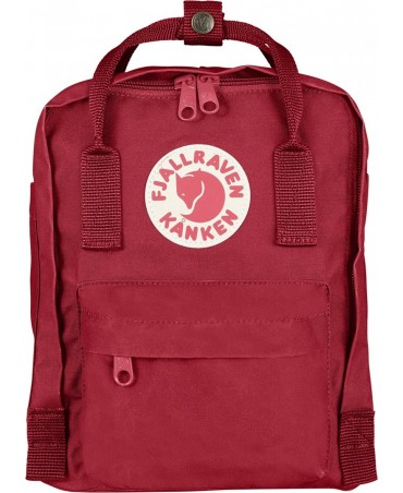 Fjallraven Zaino Kanken Mini 7l Deep Red