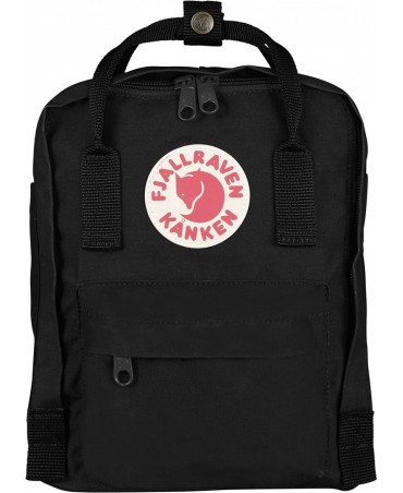 Fjallraven Zaino Kanken Mini 7l Black