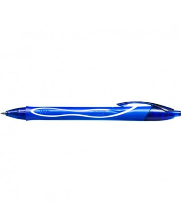 Bic Sfera Gel-Ocity Quick Dry Scatto Blu
