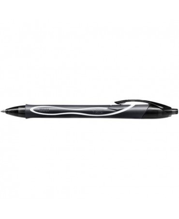 Bic Sfera Gel-Ocity Quick Dry Scatto Nero