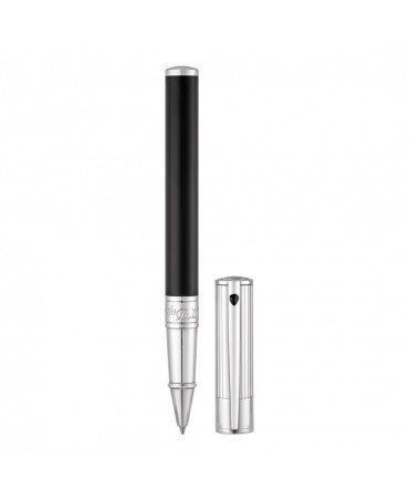 S.t. Dupont Roller Dupont D-Initial Cromo E Nero