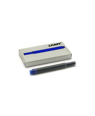 Lamy Cartridge T Blue 10