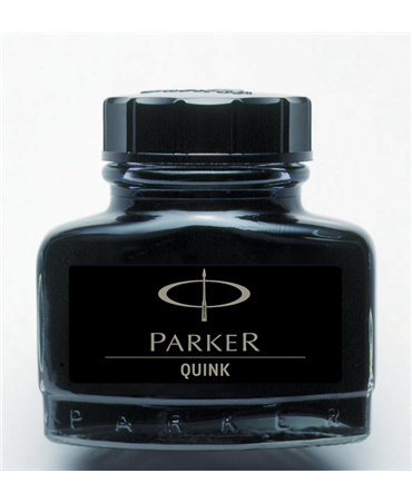 Parker  Quink Ink Bottle Black
