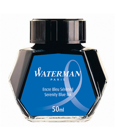 Waterman Inchiostro  Flacone 720-Blu'