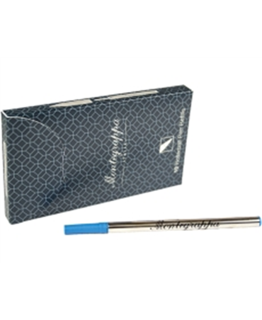 Montegrappa  Black Refill M For Word-Luck-Expression