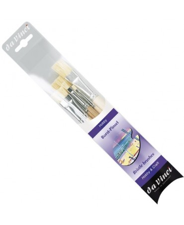 Da Vinci - Bristle Brushes Set 8 5229 Series Parts