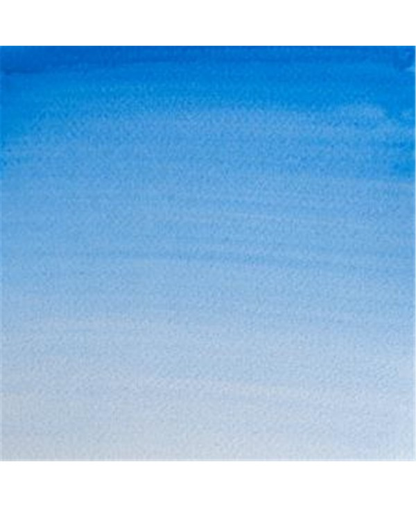 Winsor & Newton - Acquarello Extra-Fine Artists Awc 1-2 Godet Serie 3 - Colore 140 Cerulean Blue Red Shade