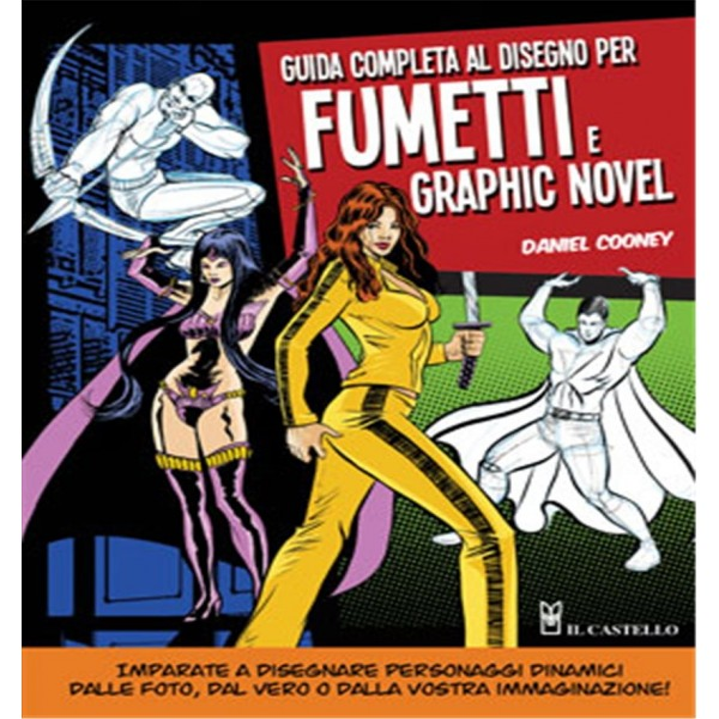 Castello - Fumetti E Graphic Novel Guida Completa