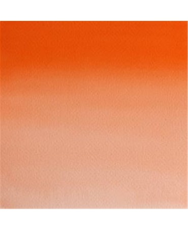 Winsor & Newton - Acquarello Extra-Fine Artists Awc Tubo 5ml Serie 1 - Colore 723 Winsor Orange (red Shade)