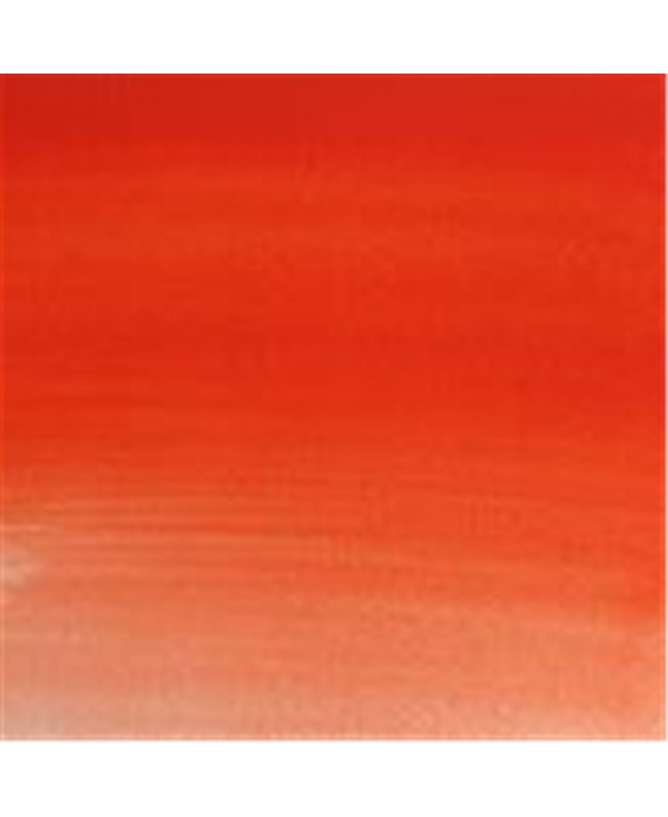 Winsor & Newton - Professional Water Colour 5 Ml Tube 4 Series Awc-106 Scarlet Color Of Cadmium