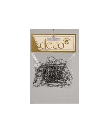 Decoris - Graffette Metal 50pz