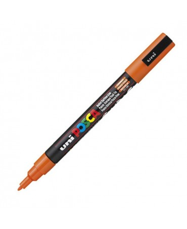 Uni - Beks Marker Up Pc-3 M Orange