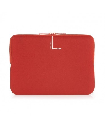 "Tucano ""netbook Case 10 \""and 11\"" Red Second Skin Color"""