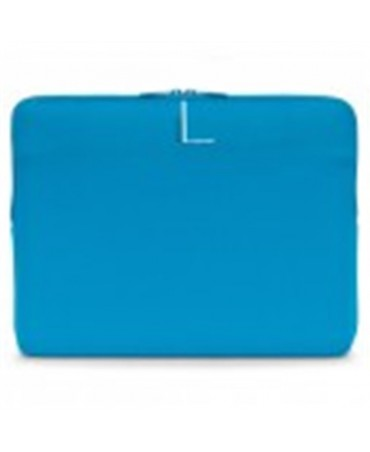 "Tucano Custodia Per Notebook 15.6"" Colore Second Skin Blu"