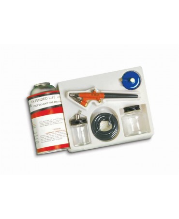 Cwr Airbrush Kit With 300 Ml Bottle