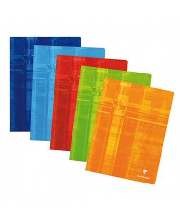 Clairefontaine Quaderno Cucito 24x32 Pag.96 Bianco