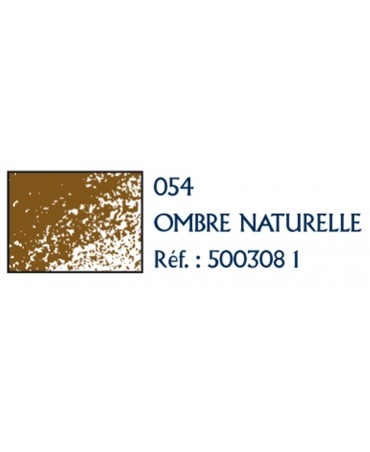 Contè À Paris 12 Pcs Pack Carre Colorato  Sezione 6x6 Mm 308-Ombra Naturale