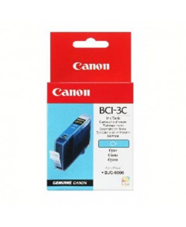 Canon Cyan Refill Bjcserie3000-6000 S400-450-600-630-4500-500 280pg. (x Bc31c)-Ref. 4480a002