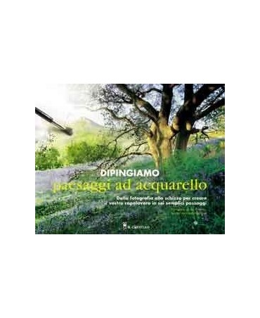 "Castello ""we Paint Landscapes Ad Acquarello"""
