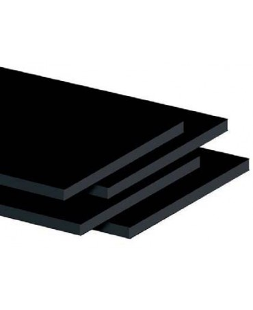 Cartonfoam Nero 70x100 5mm Creat' Atounoir